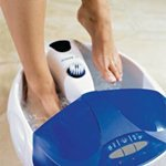 Как выбрать массажную ванну для ног