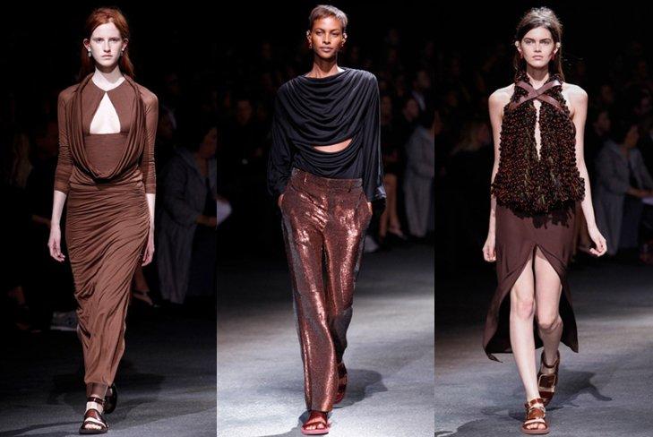 Неделя моды в Париже: коллекция Givenchy