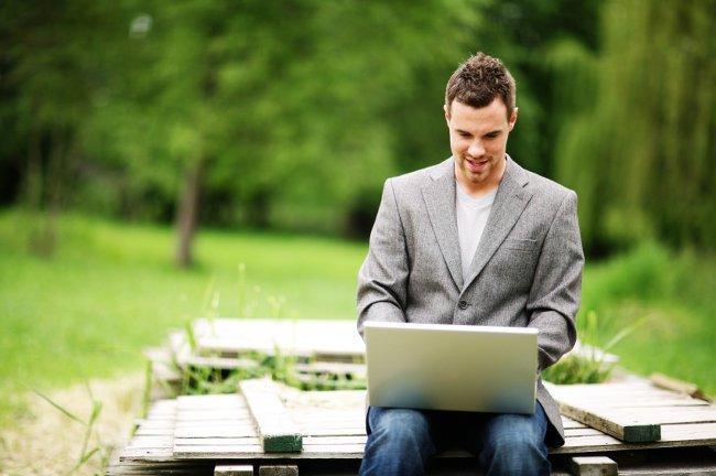 GPS-приемник для ноутбука