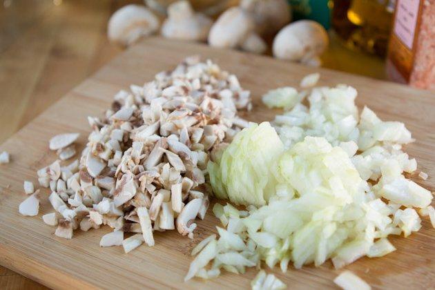 Грибной суп на мясном бульоне из замороженных грибов рецепт