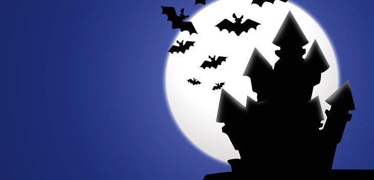 Грим на Хэллоуин 2014