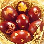 Как украсить яйца на Пасху, пошаговая инструкция с фото