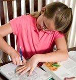 Как учить с ребенком уроки?