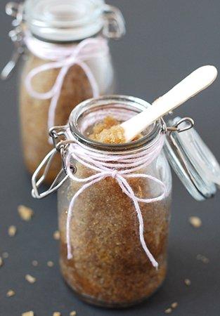 Скраб для тела с сахаром своими руками – как сделать домашний скраб