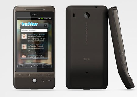HTC Hero Смартфон