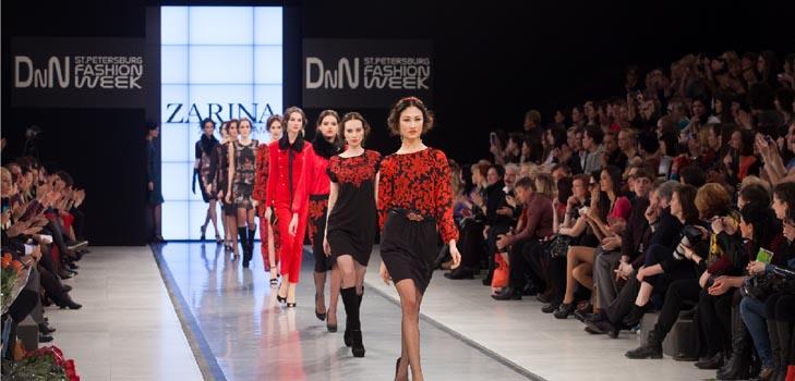 Завтра стартует St. Petersburg Fashion Week