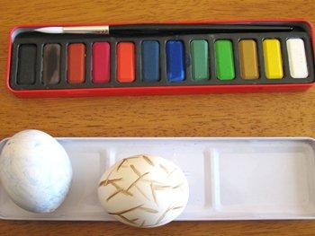 Мастер-класс: роспись Пасхальных яиц своими руками, фото