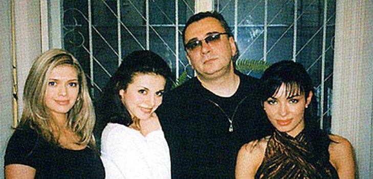Константин Меладзе: с Брежневой связывают меня лишь деловые отношения