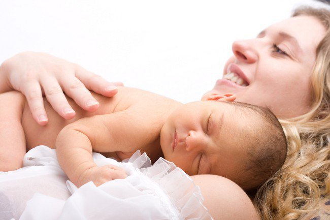 Диатез у грудных детей