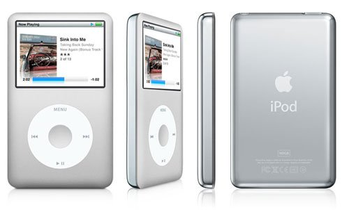 Apple iPod classic Плеер