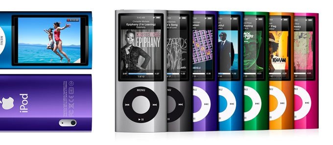 Apple iPod nano Плеер