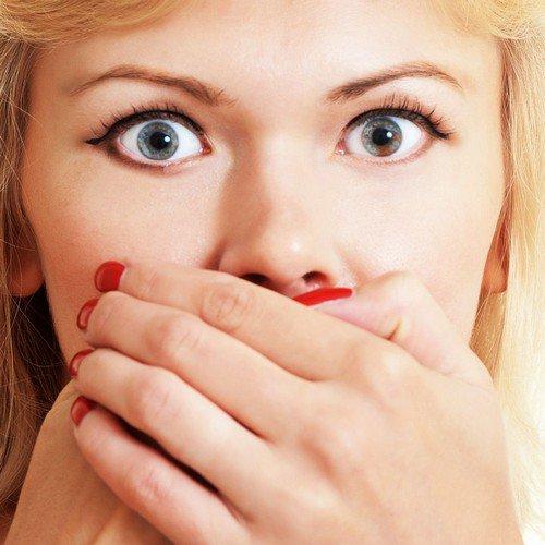 Избавляемся от запаха изо рта своими силами