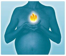 Помощь при изжоги у беременных