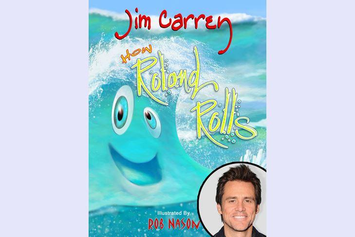 Джим Керри написал свою первую детскую книгу