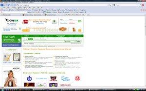 Обзор сайтов по поиску работы в Украине