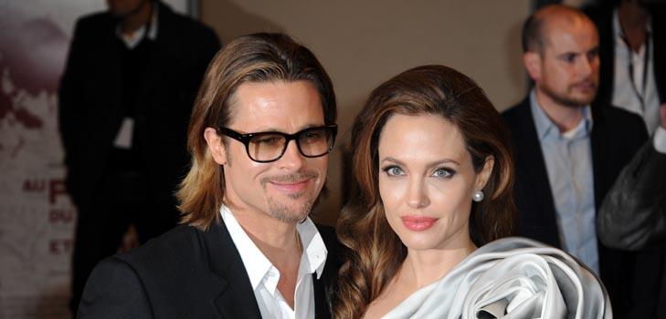 Воссоединение Брэда Питта и Анджелины Джоли