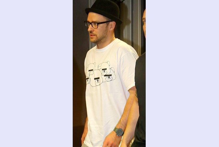 Что означают эта футболка Джастина Тимберлейка?