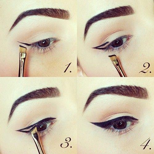 Как сделать макияж в стиле пин ап: фото