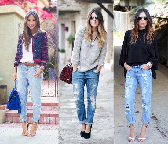 Как выбрать модные джинсы весной 2014