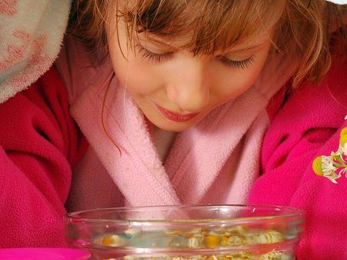 Ингаляция в домашних условиях дети