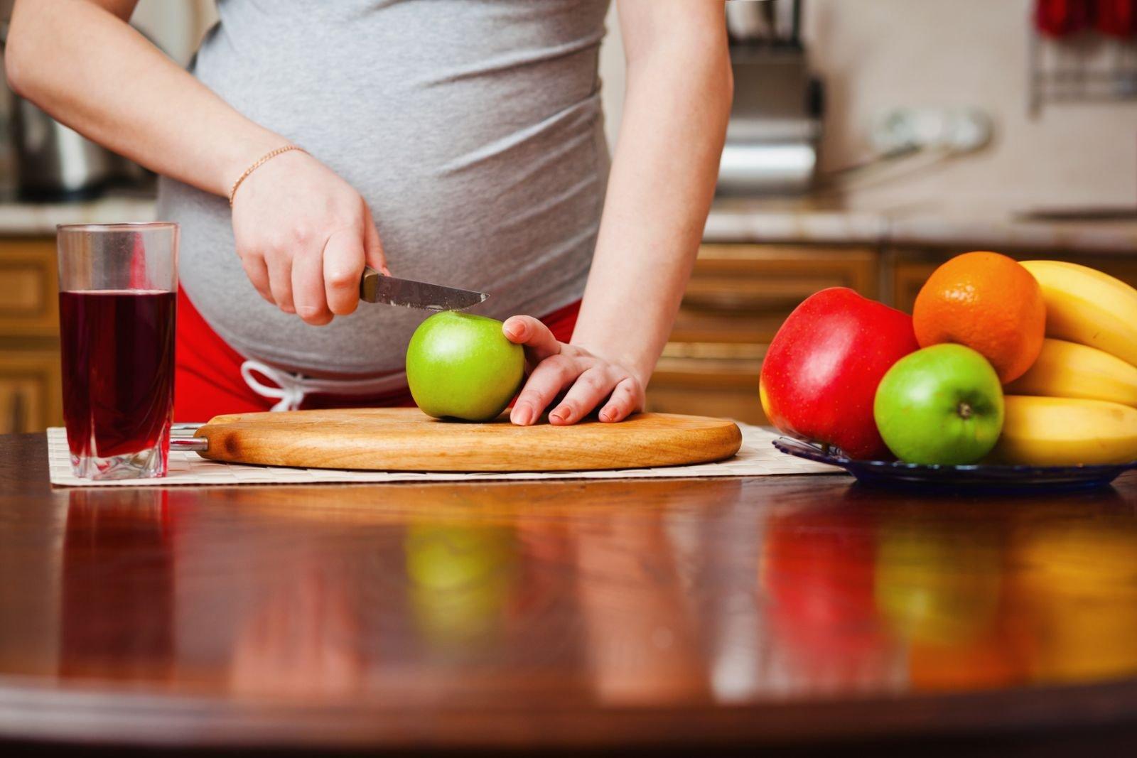 Как избежать избыточного веса при беременности