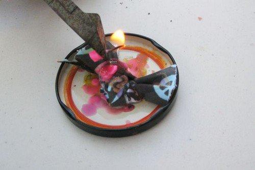 Как сделать бумажный фонарик на новый год. Мастер-класс