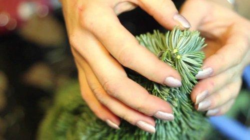 Как сделать, чтоб елка дольше стояла
