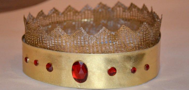 Как сделать корону