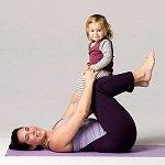 Как быстро убрать обвисший после родов живот – упражнения, диета, настрой