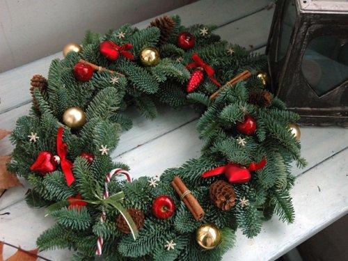 Как украсить квартиру для новогодних праздников