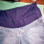 Как правильно ушить джинсы своими руками — видео