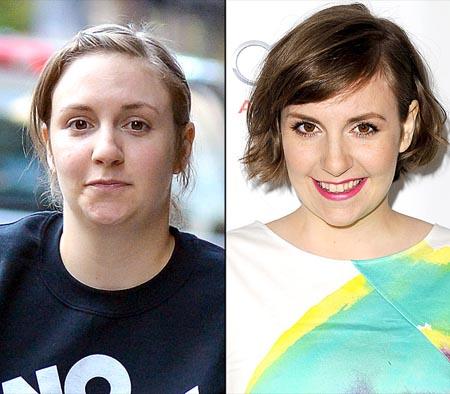 Как выглядят знаменитости без макияжа