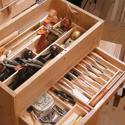 Самодельный ящик для инструмента своими руками