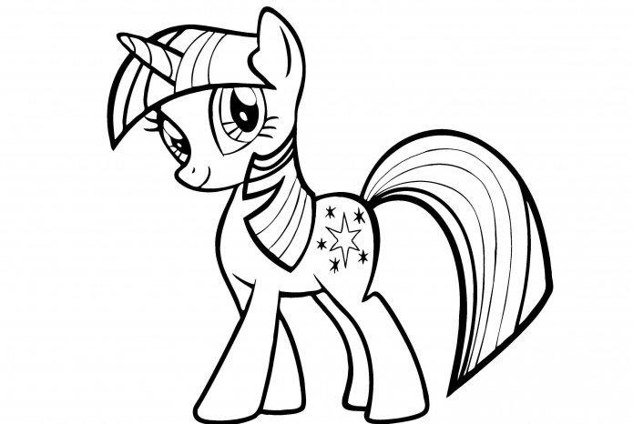 Как нарисовать «Май литл пони»? Рассмотрим несколько способов