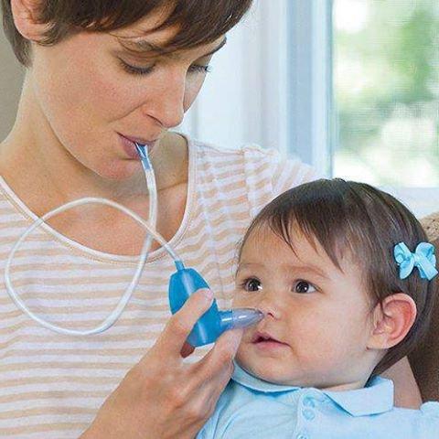 Как почистить носик новорожденному легко и безболезненно?