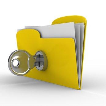Как поставить пароль на архив для защиты данных?