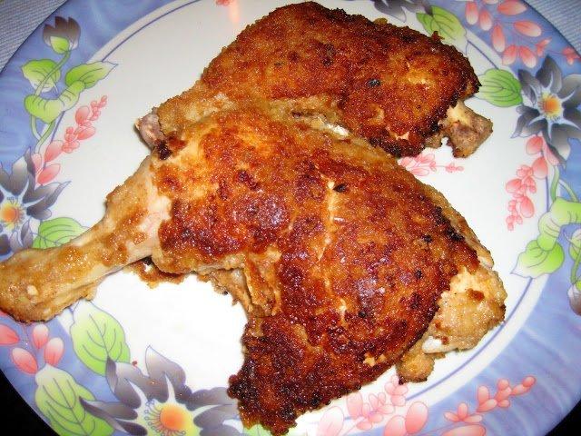 Как пожарить куриные ножки на сковороде вкусно рецепт