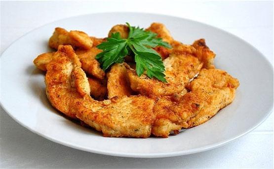 Филе хека жареного рецепты