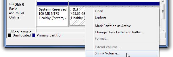 Программа Для Расширения Диска Windows 8