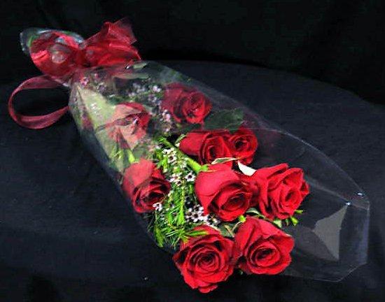 Сонник букет красных роз подарок 44