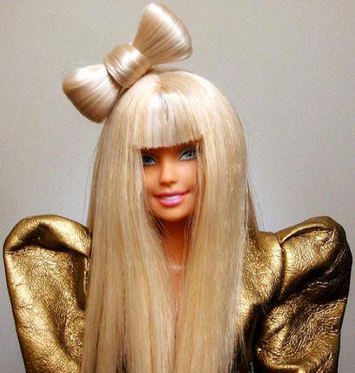 Причёски куклам на длинные волосы