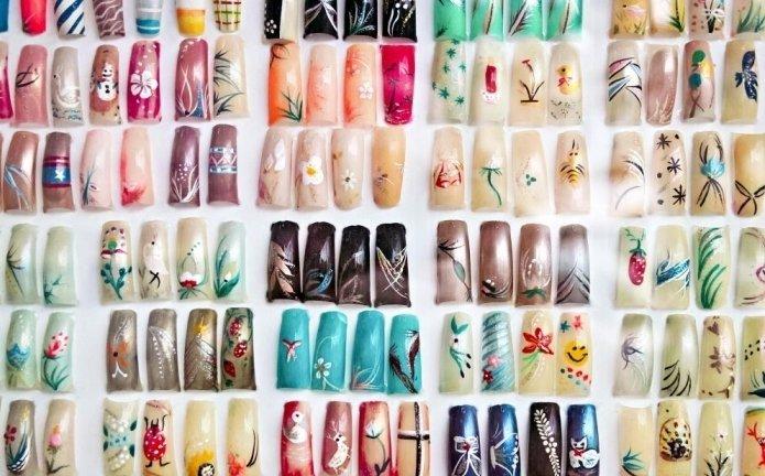 Картинки для дизайна ногтей как пользоваться