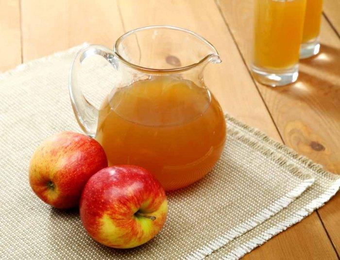 как в домашних условиях сделать яблочный сидр в
