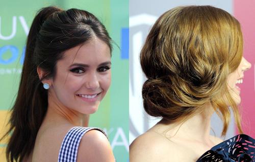 Прически на редкие волосы средней длины для девочек