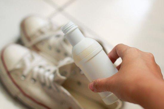 Как избавиться от запаха ног с помощью