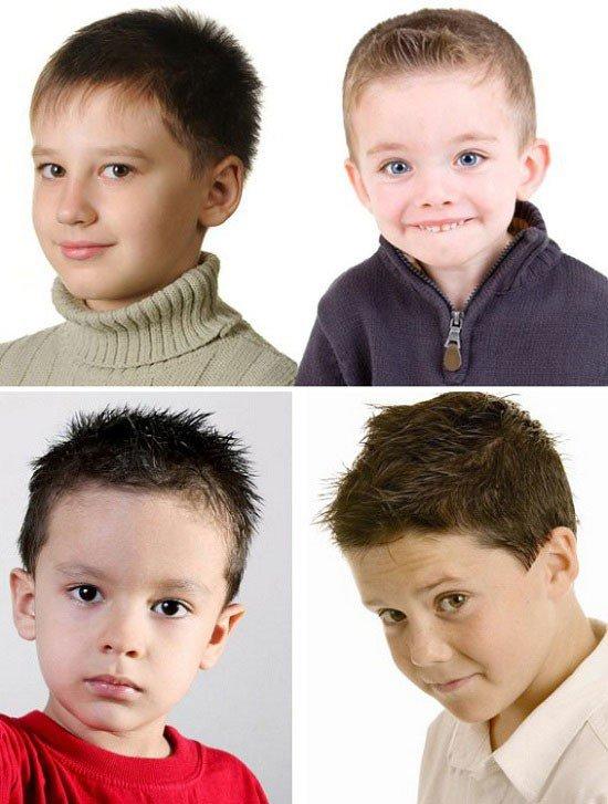 Какие стрижки детей будут актуальны в этом году?