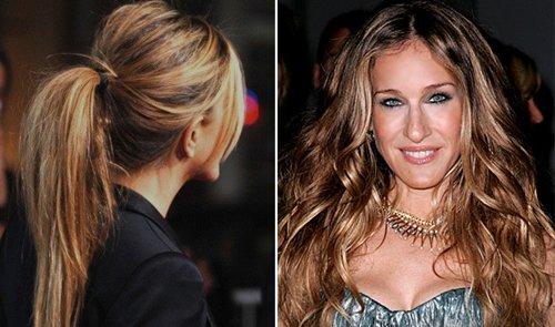Калифорнийское мелирование волос: фото до и после в домашних условиях