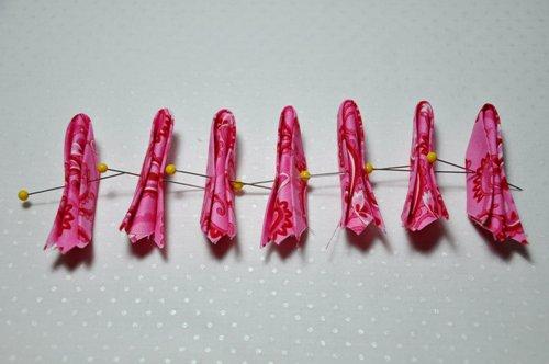 Как сделать цветы канзаши из ткани своими руками — фото мастер-класс