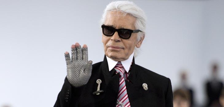 Karl Lagerfeld создал капсульную коллекцию к открытию бутика в Лондоне