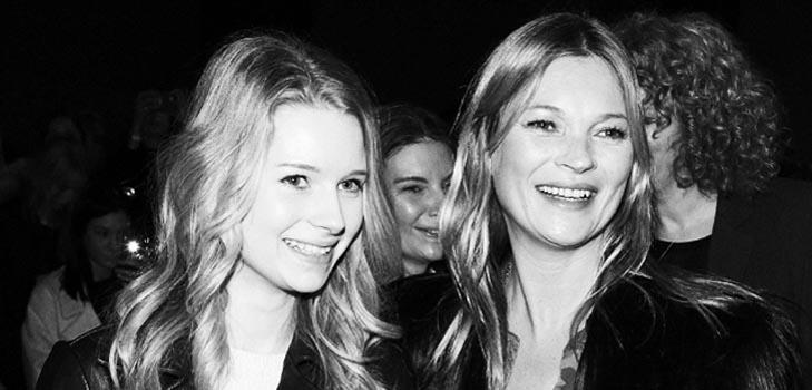 Кейт Мосс и ее сестра Лотти, возможно, появятся на обложке британского Vogue